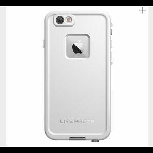 LifeProof  Fre' IPhone 6/7/8 plus case 🌟